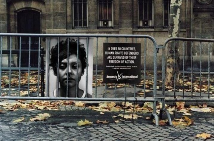 Boris Johnson must act now to help protect human rights defenders around the world