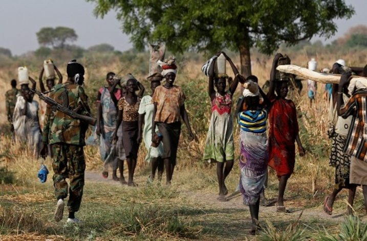 South Sudan's civil war enters its fifth year