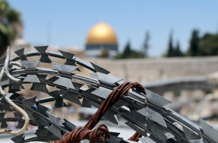 Trusteeship for Palestine