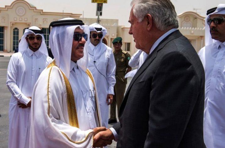 Qatar, the Saudi blockade, and making friends