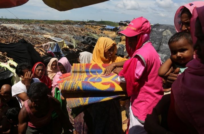 New evidence of ongoing ethnic cleansing as military abducts, starves and robs Rohingya