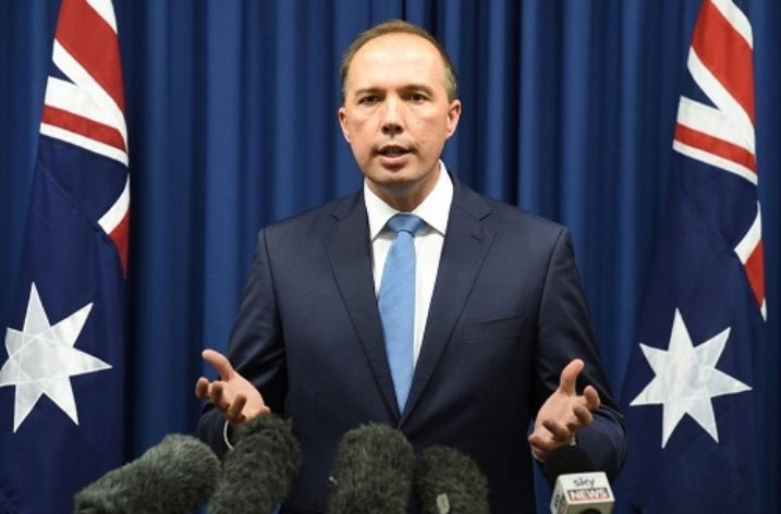 Dutton, South African farmers and sanctuary for white racial brethren