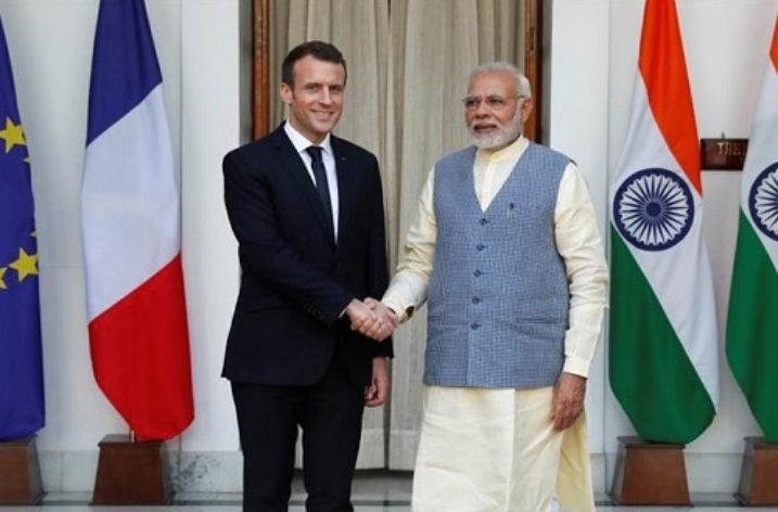 India strengthens ties with France