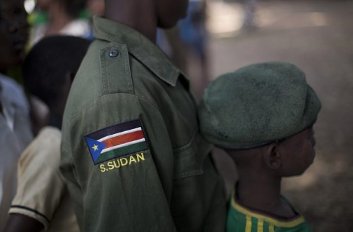 Hundreds of children released from armed groups in South Sudan