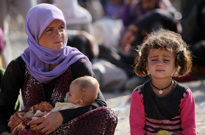 Iraqi women and children with suspected links to ISIS denied aid, sexually exploited and trapped in camps
