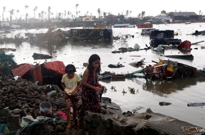 Philippines: Threatened by Climate Change