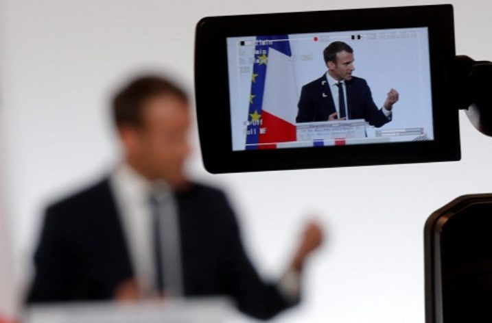 Macron, Air France and the French Economy