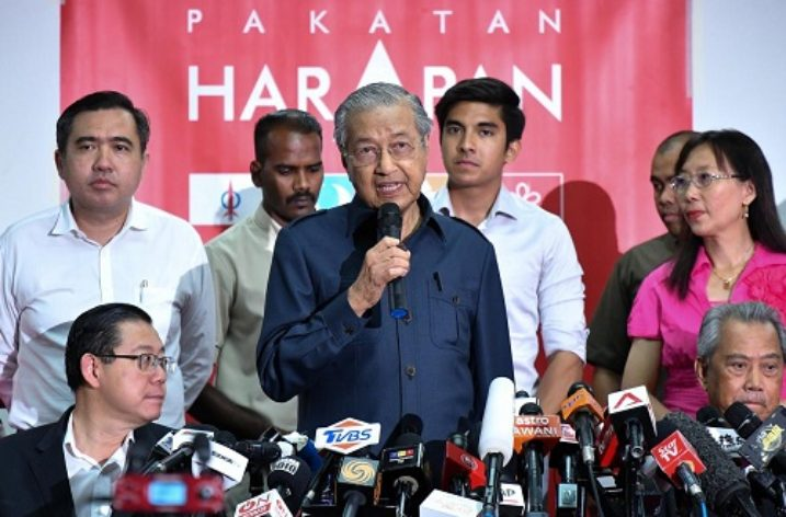 Malaysia and a 92 year old Prime Minister