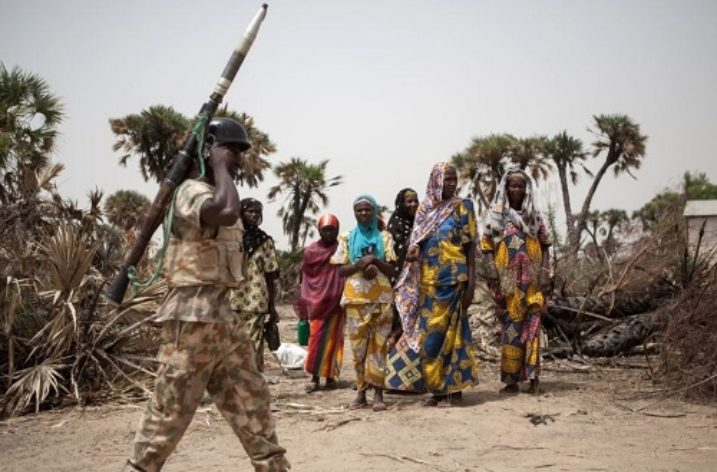 Thousands of women in Nigeria raped by soldiers and militia