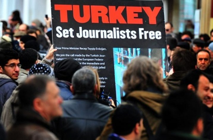 World Press Freedom Day: For Journalists, Turkey has become a dungeon