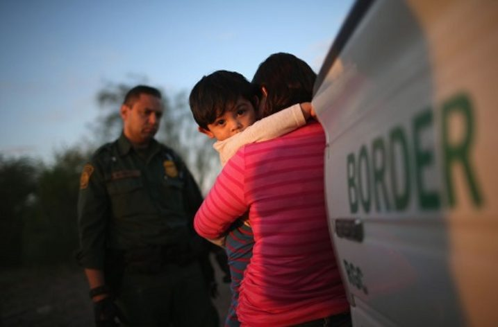 America's cruel immigration policy separating children from parents
