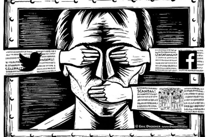 Alarming crackdown on press freedom ahead of Pakistan election