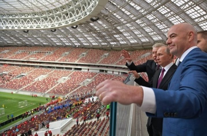 World Cup and Politics: The ugly stain on the Beautiful Game