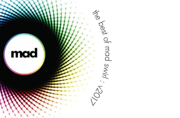 Literary Interviews: The Best of Mad Swirl v2017