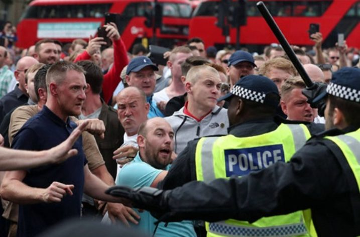 The ultra-right resurgence, free speech and Brexiteer nationalism