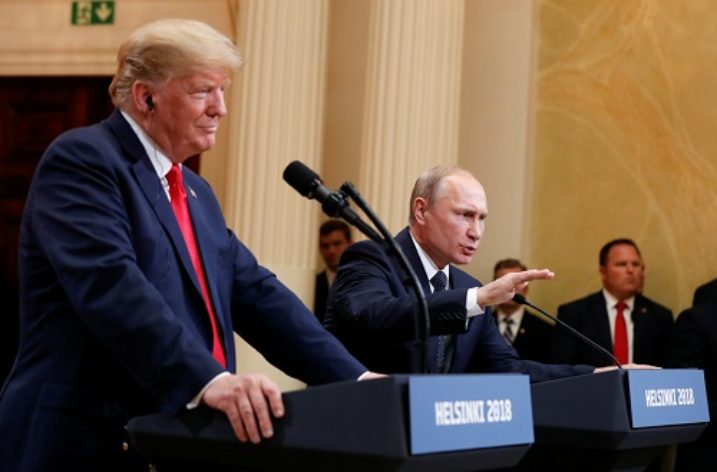 Meeting between Putin and Trump: Another reason for split within the EU?