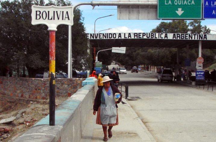 Argentina's Border Incursions