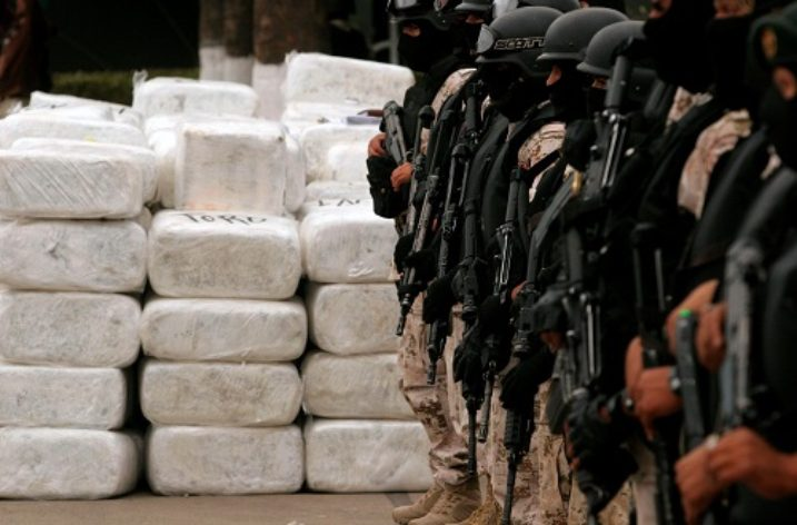 Drug Trafficking at an all time high