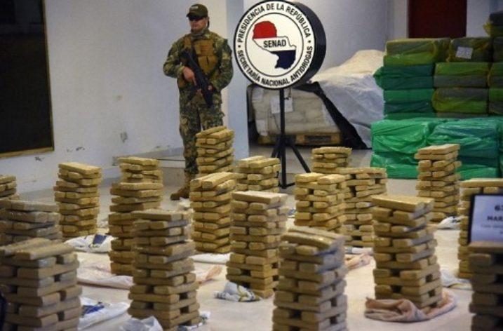 Paraguay's Marijuana Trafficking Bribes