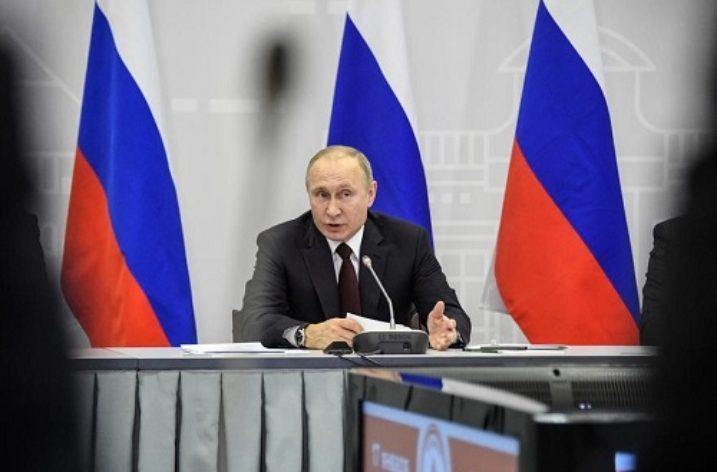 The Inner Milieu of Vladimir Putin