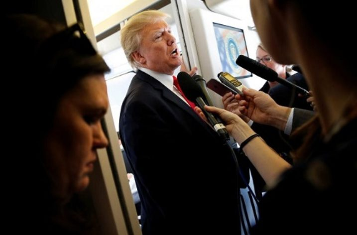 Trump attacks on media violate basic norms of press freedom