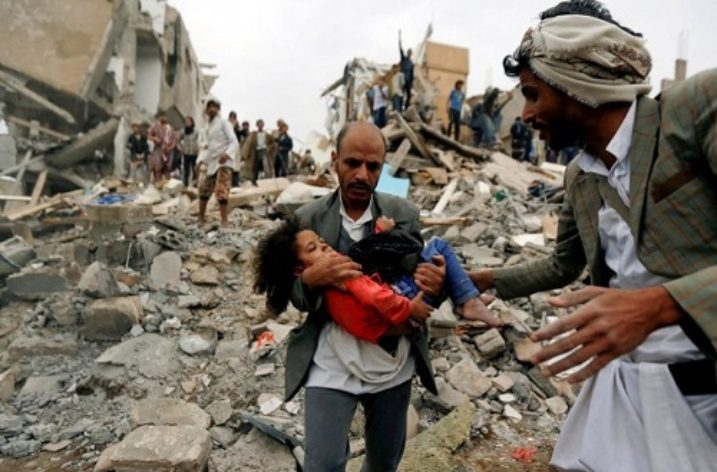 The US/UK complicity in the ongoing criminal war in Yemen