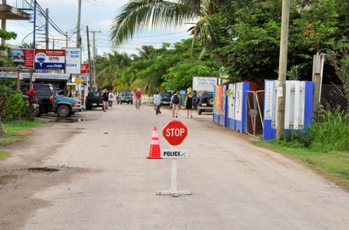 Vice's grip on Belize