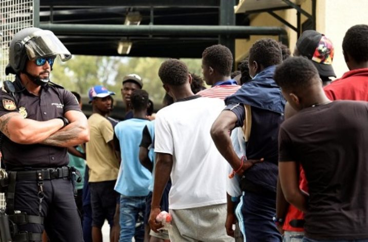 Crackdown on thousands of migrants and refugees in Morocco unlawful