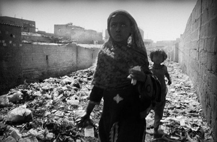 Pakistan's garbage menace