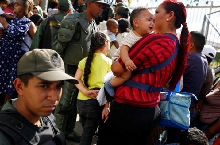 Curaçao authorities denying protection to people fleeing crisis in Venezuela