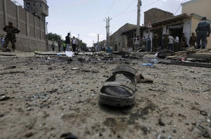 Afghanistan: Civilian casualties caused by IEDs has reached extreme levels