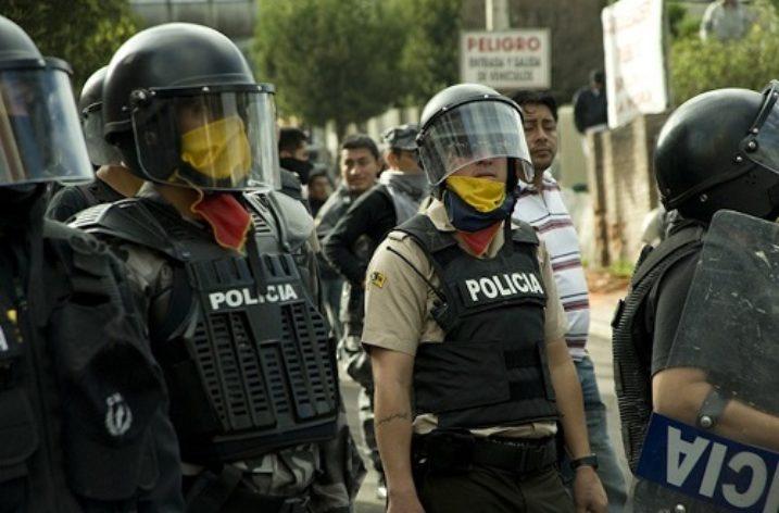 Ecuador's Operation Chameleon