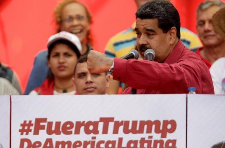 Tit For Tat: Venezuela versus America