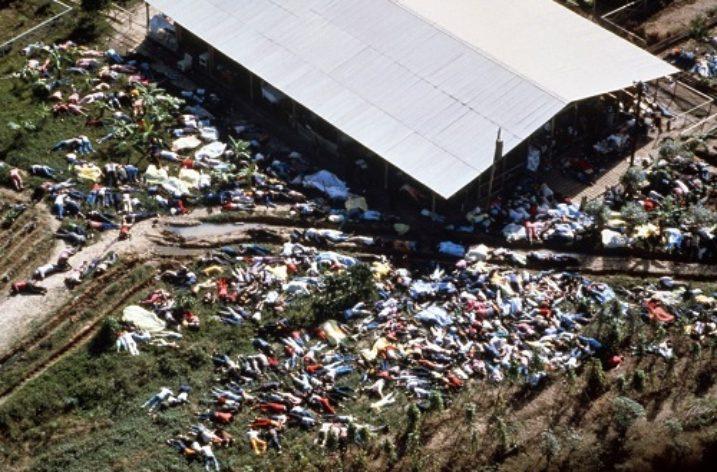 Reflections on Jonestown