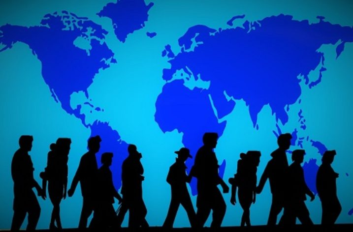 Climate change, human mobility and security governance