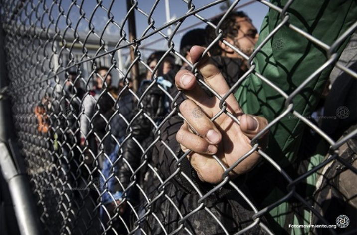 Urgent assistance needed for asylum seekers in Greece's Moria refugee camp
