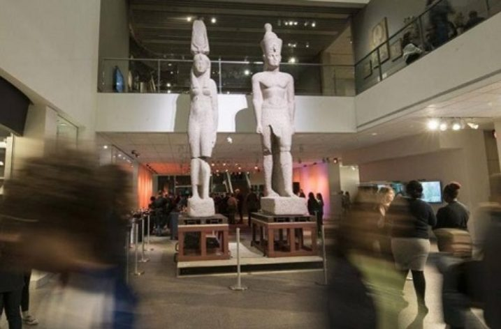 America's fascination with ancient Egyptians