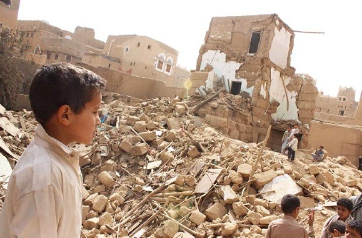 It is only Yemen, who cares?