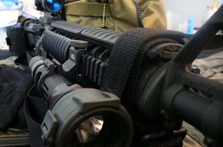 International Arms Trafficking