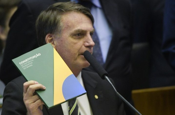 Brazil's President-Elect, the Judiciary and Military