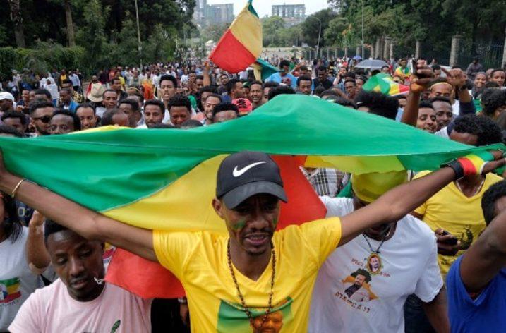 Ethiopia: The dance of a slain hen