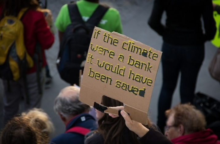 Climate Change and a Possible Solution for a Better Future