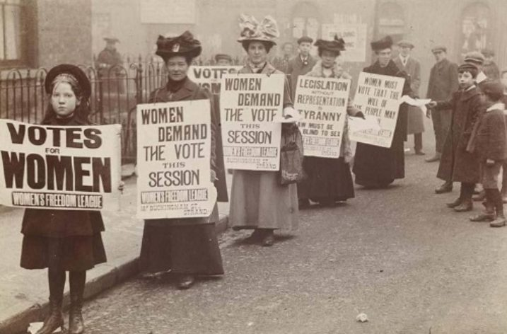When Women Received the Full Vote in Every Country