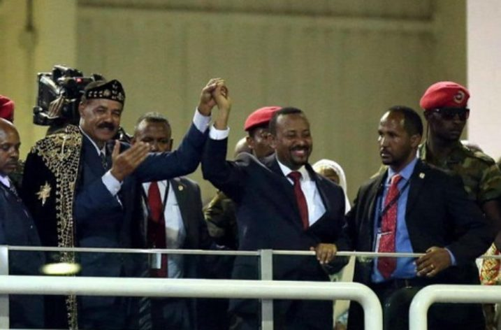 Ethiopia's PM adds another feather to his cap