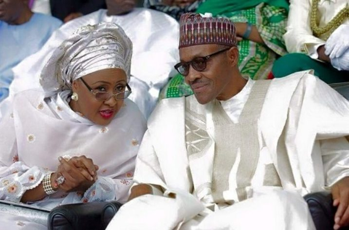 Mr and Mrs Buhari: Does the future of Nigeria depend on them?
