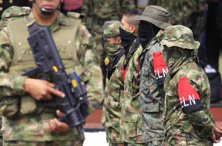 High tensions between Colombia and Ecuador