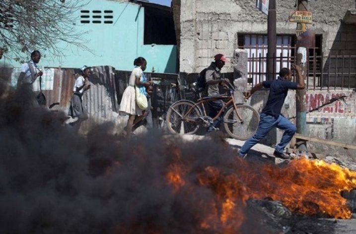 Haiti's Downward Security Spiral