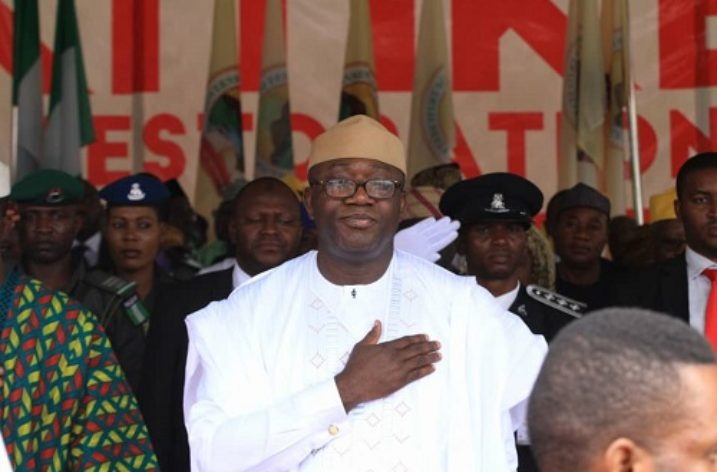 100 Days in Office: How has Ekiti State Governor, Dr. Kayode Fayemi fared?