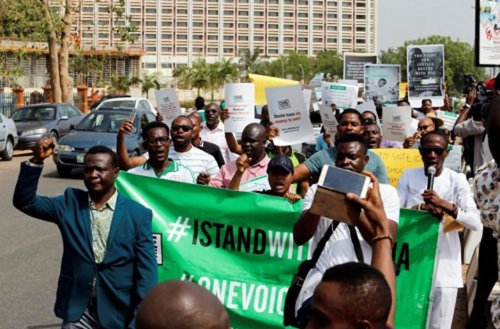 Nigeria's destiny as a nation lies in the people's hands