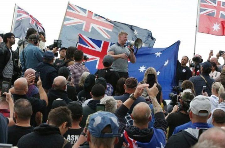 The St Kilda neo-Nazi rally, the swamp of the ultra-right and the Ukip-ization of Australian politics